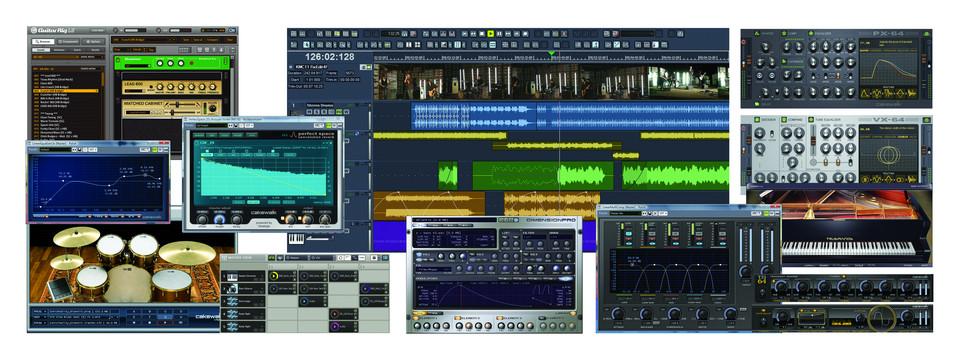 cakewalk sonar 8.5 studio edition