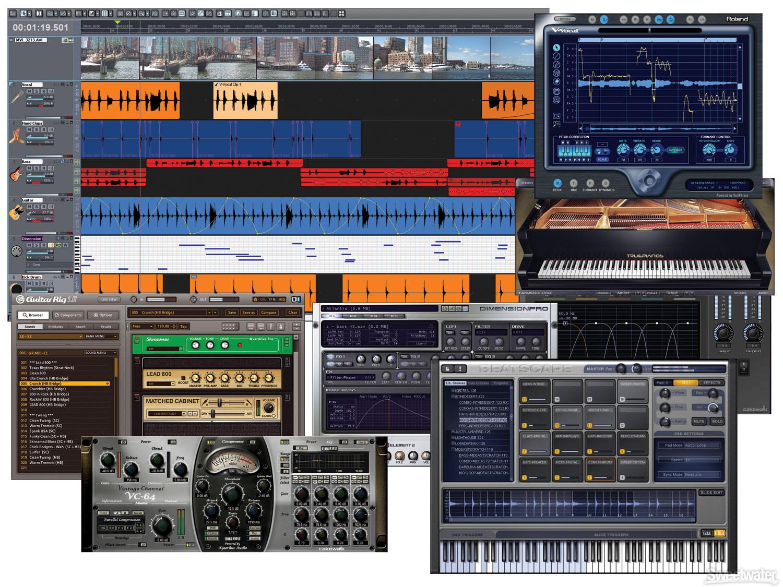Cakewalk SONAR Producer Recording Software Windows   zZounds