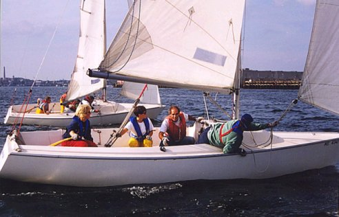 1986 Sonar Sonar23 sailboat for sale in Florida