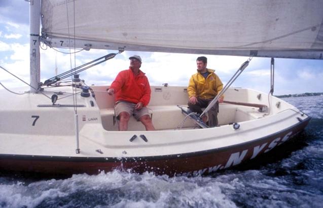 Sonar 23 sailboat for sale