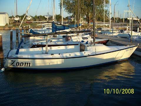 sonar sailboat   Sonar